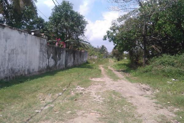Foto de terreno habitacional en venta en  , campestre, veracruz, veracruz de ignacio de la llave, 3073836 No. 02
