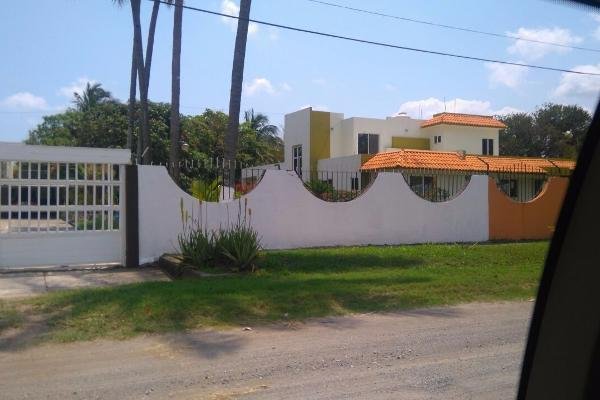 Foto de terreno habitacional en venta en  , campestre, veracruz, veracruz de ignacio de la llave, 3073836 No. 03