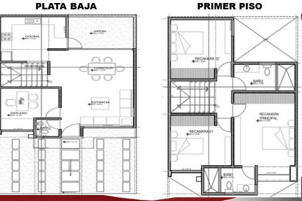 Foto de casa en venta en campo de tiro , san antonio el desmonte, pachuca de soto, hidalgo, 8856833 No. 03
