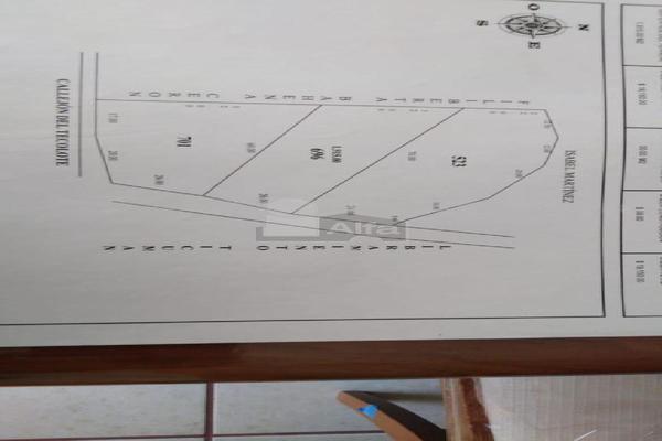 Foto de terreno habitacional en venta en campo los huajes, libramiento jojutla yautepec , el tecolote, tlaltizapán de zapata, morelos, 7539141 No. 04