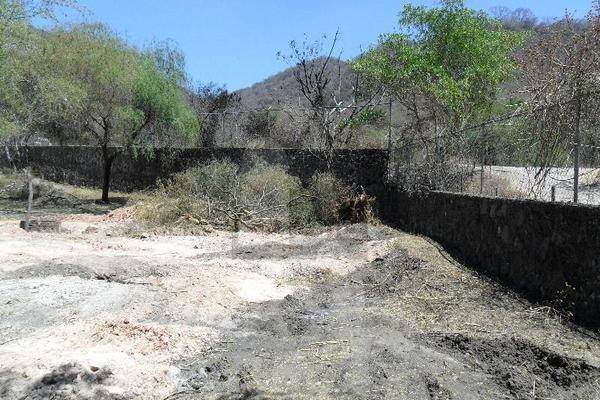 Foto de terreno habitacional en venta en campo los huajes, libramiento jojutla yautepec , el tecolote, tlaltizapán de zapata, morelos, 7539141 No. 05