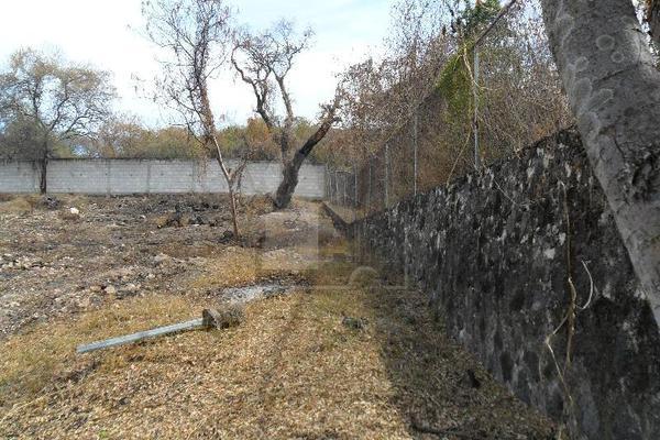 Foto de terreno habitacional en venta en campo los huajes, libramiento jojutla yautepec , el tecolote, tlaltizapán de zapata, morelos, 7539141 No. 10