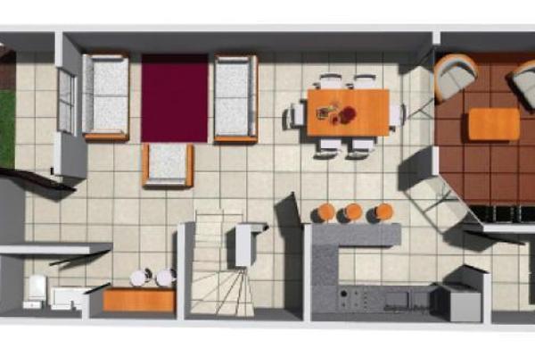 Foto de casa en venta en campo real mod. ufizzi , residencial el refugio, querétaro, querétaro, 14023275 No. 09