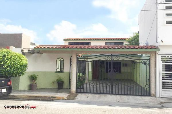 Foto de casa en venta en campo teapa 113, carrizal, centro, tabasco, 8303718 No. 01