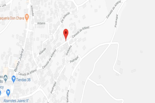 Foto de terreno habitacional en venta en  , cañada de alférez, lerma, méxico, 5870995 No. 01