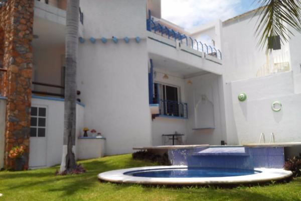 Foto de casa en renta en cañada lote 11 manzana 1 , balcones tangolunda, santa maría huatulco, oaxaca, 3502809 No. 01