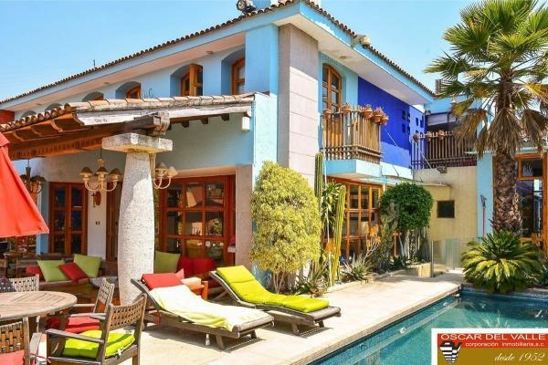 Foto de casa en venta en cañada , pedregal, álvaro obregón, df / cdmx, 8115640 No. 01