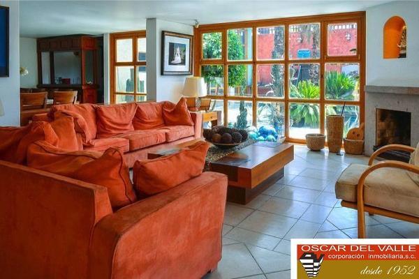 Foto de casa en venta en cañada , pedregal, álvaro obregón, df / cdmx, 8115640 No. 05
