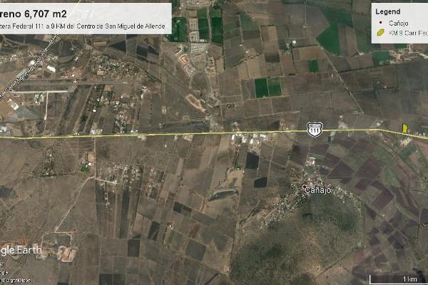 Foto de terreno habitacional en venta en  , cañajo, san miguel de allende, guanajuato, 5360906 No. 02