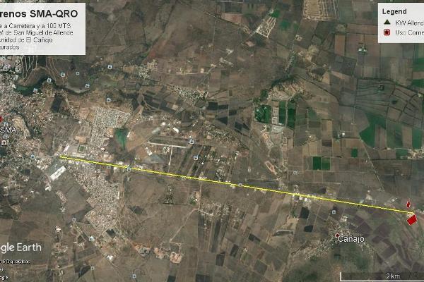 Foto de terreno habitacional en venta en  , cañajo, san miguel de allende, guanajuato, 5360906 No. 03