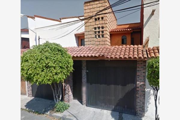 Foto de casa en venta en canal huehuepa 48, barrio 18, xochimilco, distrito federal, 4237097 No. 01