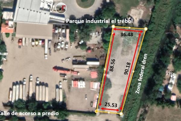 Foto de terreno habitacional en renta en canal lateral 7220 , campo 10, culiacán, sinaloa, 12820850 No. 02