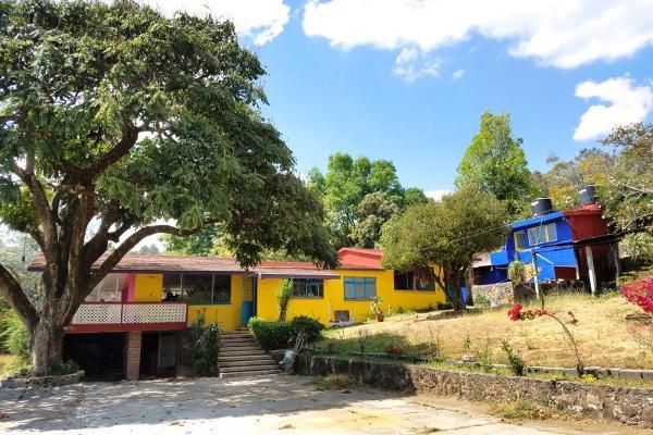 Foto de casa en venta en canal nacional 100, santa maría ahuacatitlán, cuernavaca, morelos, 6167967 No. 01
