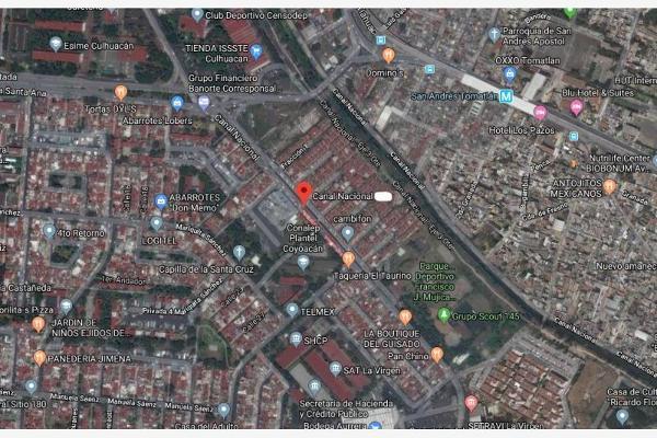 Foto de departamento en venta en canal nacional 300, culhuacán ctm croc, coyoacán, df / cdmx, 12273117 No. 02