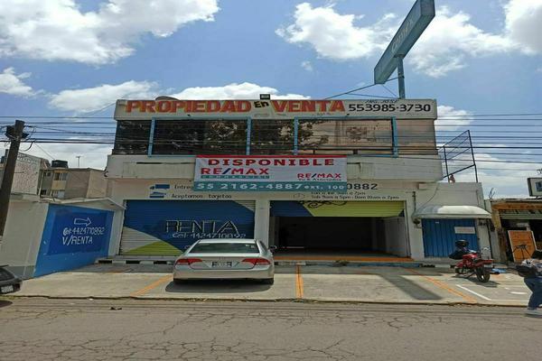 Foto de edificio en venta en canal , unidad morelos 3ra. sección, tultitlán, méxico, 20456969 No. 01