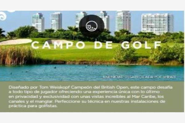 Foto de departamento en venta en cancun cancun, cancún centro, benito juárez, quintana roo, 9264593 No. 15