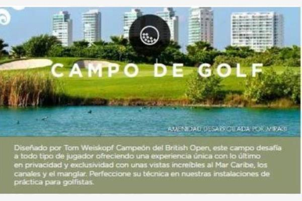 Foto de departamento en venta en cancun cancun, francisco villa, benito juárez, quintana roo, 9264593 No. 15