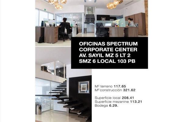 Foto de oficina en venta en  , cancún centro, benito juárez, quintana roo, 18494755 No. 04