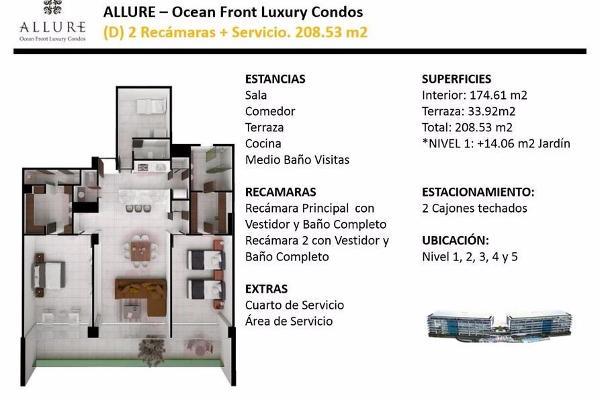 Foto de departamento en venta en  , zona hotelera, benito juárez, quintana roo, 3075984 No. 08