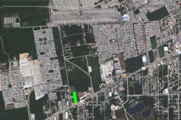 Foto de terreno comercial en venta en  , cancún centro, benito juárez, quintana roo, 3428433 No. 01