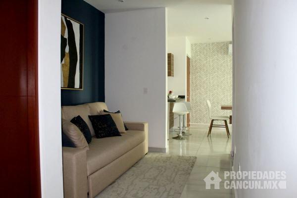Foto de departamento en venta en  , colegios, benito juárez, quintana roo, 5677759 No. 06
