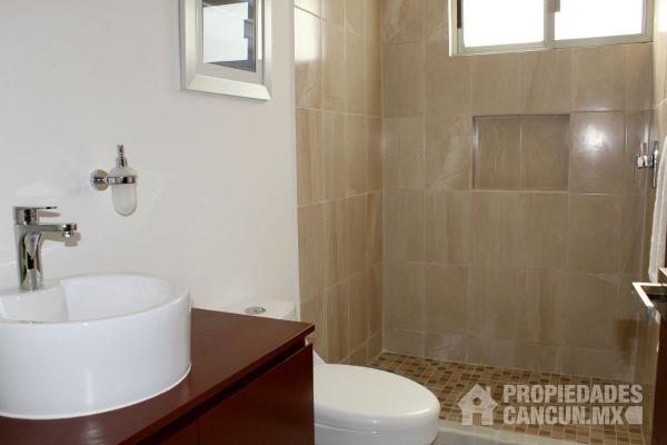Foto de departamento en venta en  , colegios, benito juárez, quintana roo, 5677759 No. 10