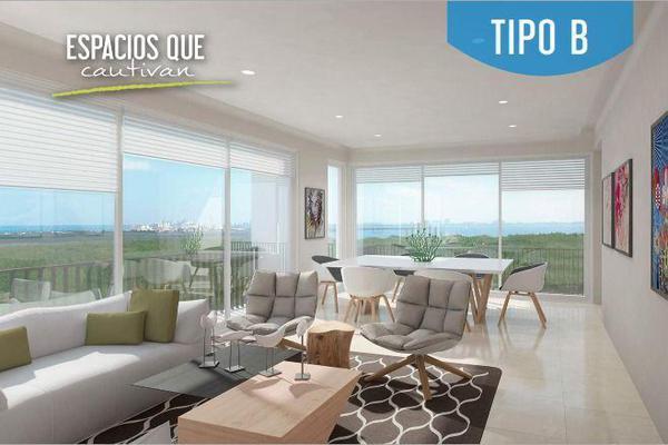 Foto de departamento en venta en  , cancún centro, benito juárez, quintana roo, 7990910 No. 01