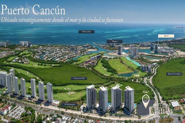 Foto de oficina en venta en  , cancún (internacional de cancún), benito juárez, quintana roo, 20030770 No. 21