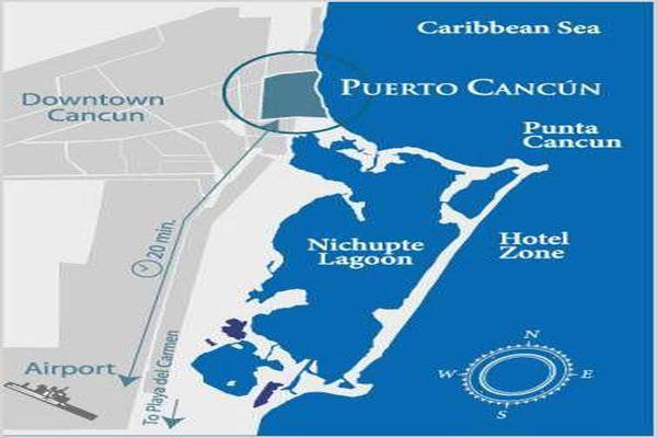 Foto de oficina en venta en  , cancún (internacional de cancún), benito juárez, quintana roo, 20030770 No. 32