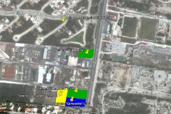 Foto de terreno habitacional en venta en  , cancún (internacional de cancún), benito juárez, quintana roo, 2630426 No. 01