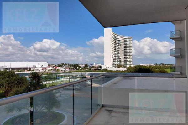 Foto de departamento en renta en  , cancún (internacional de cancún), benito juárez, quintana roo, 8129351 No. 02
