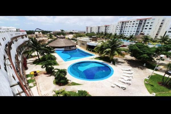 Foto de departamento en venta en cancún (internacional de cancún) , cancún (internacional de cancún), benito juárez, quintana roo, 8812330 No. 01