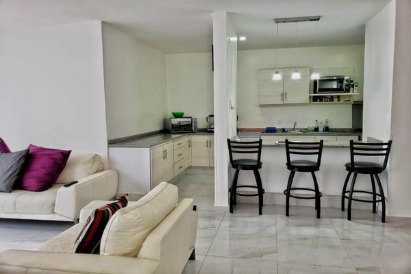 Foto de departamento en venta en cancún (internacional de cancún) , cancún (internacional de cancún), benito juárez, quintana roo, 8812330 No. 04