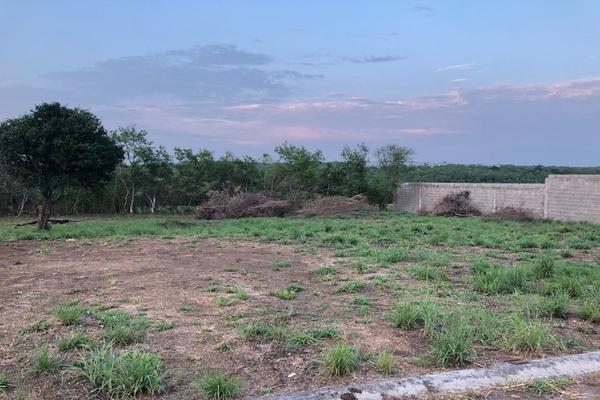 Foto de terreno habitacional en venta en  , canoas, montemorelos, nuevo león, 14038293 No. 01