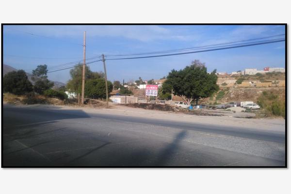 Foto de terreno habitacional en venta en  , cañón del sainz, tijuana, baja california, 5898791 No. 01