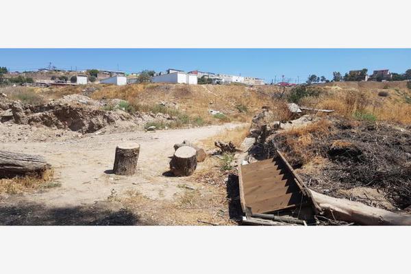 Foto de terreno habitacional en venta en  , cañón del sainz, tijuana, baja california, 5898791 No. 02