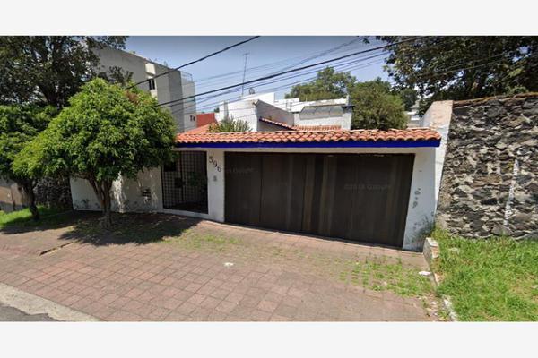 Foto de casa en venta en cansahcab 596, pedregal de san nicolás 1a sección, tlalpan, df / cdmx, 0 No. 01