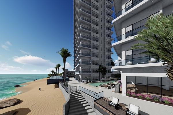 Foto de departamento en venta en cantamar , cantamar, playas de rosarito, baja california, 5742589 No. 01
