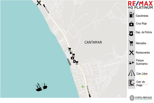 Foto de departamento en venta en cantamar , cantamar, playas de rosarito, baja california, 5816920 No. 07