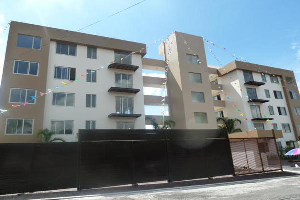 Foto de departamento en renta en  , cantarranas, cuernavaca, morelos, 10483085 No. 01