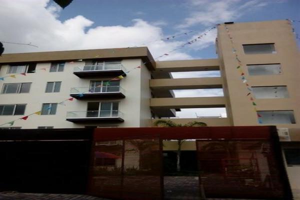Foto de departamento en renta en  , cantarranas, cuernavaca, morelos, 10483085 No. 02