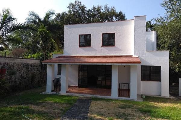Foto de terreno habitacional en renta en  , cantarranas, cuernavaca, morelos, 8090676 No. 04