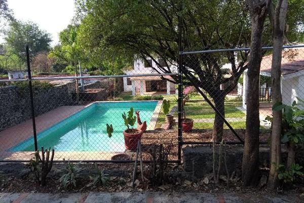 Foto de terreno habitacional en renta en  , cantarranas, cuernavaca, morelos, 8090676 No. 05