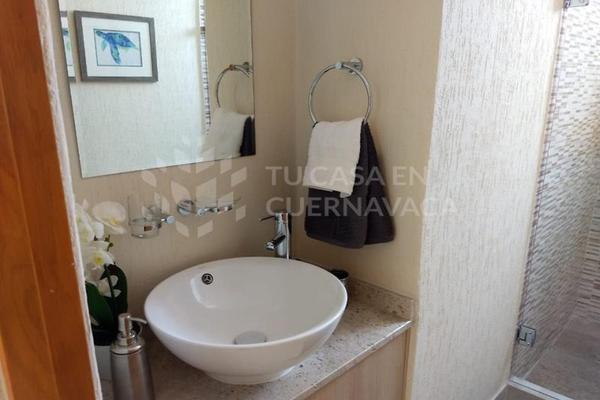 Foto de departamento en venta en  , cantarranas, cuernavaca, morelos, 8114463 No. 12