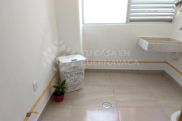Foto de departamento en venta en  , cantarranas, cuernavaca, morelos, 8114463 No. 13