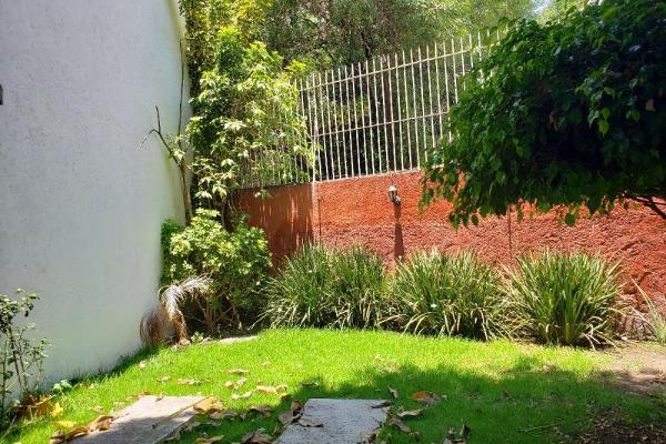 Foto de casa en venta en cantera 50, barrio del niño jesús, coyoacán, df / cdmx, 8841206 No. 07