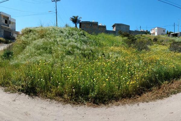 Foto de terreno habitacional en venta en caoba , las palmas iii, ensenada, baja california, 14026806 No. 01