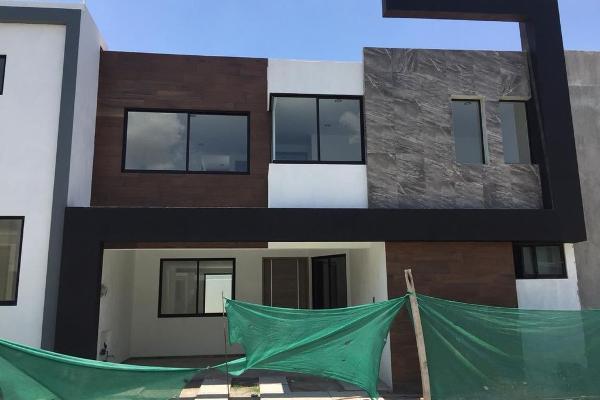 Foto de casa en venta en capellania , lomas de angelópolis, san andrés cholula, puebla, 7310897 No. 01