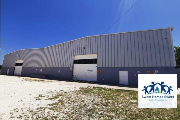 Foto de nave industrial en renta en  , capistrano, carmen, campeche, 16026401 No. 01
