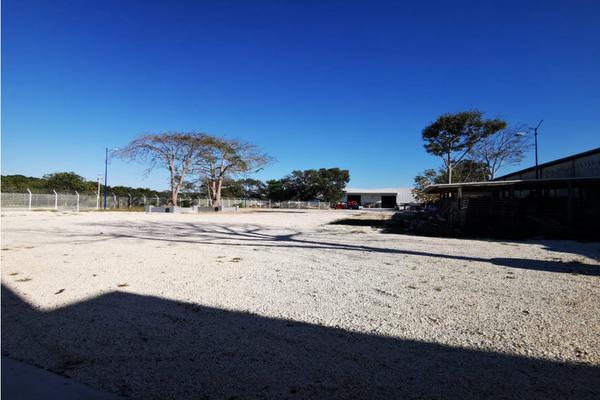 Foto de nave industrial en renta en  , capistrano, carmen, campeche, 16026401 No. 22